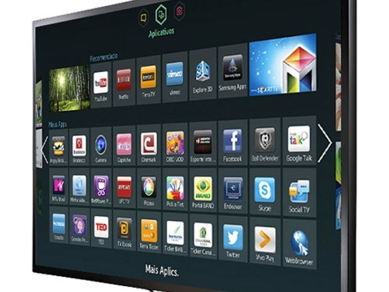"Smart TV Samsung 40"" LED Full HD"