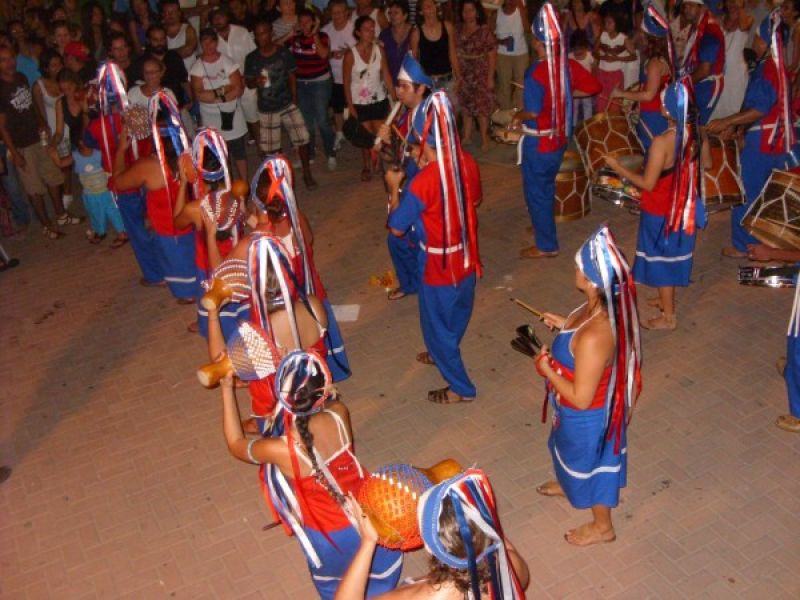 Viva Cultura leva grande público ao Posto Sete