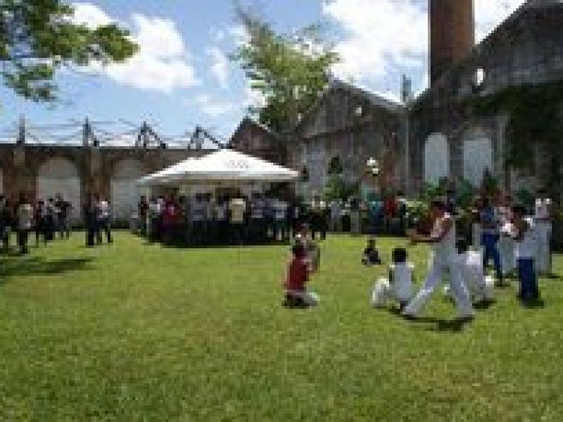 Equipe técnica visita centro cultural em Rio Largo