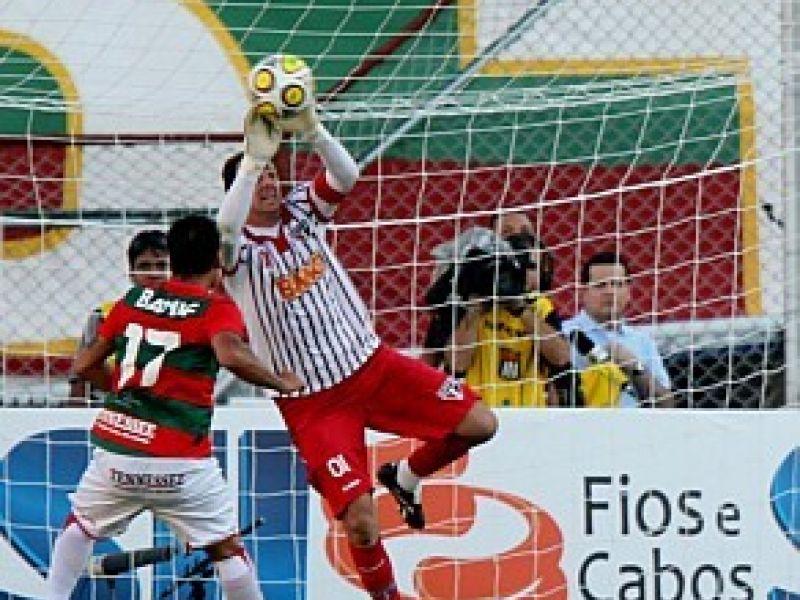 Rogério Ceni faz o seu 98º gol e São Paulo derrota a Portuguesa no Canindé