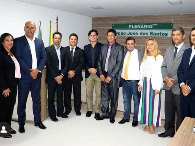 Marcelo Beltrão atende convite e participa de sessão na Câmara de Vereadores de Piaçabuçu