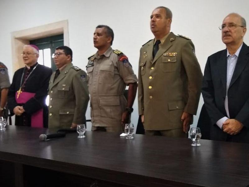 Ronaldo Lopes destaca investimentos na segurança pública em Penedo