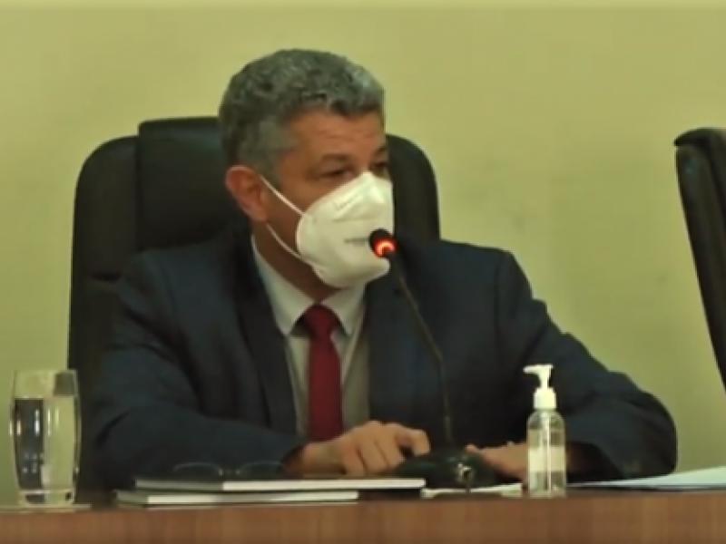 Presidente da Câmara de Penedo convoca Comissões Permanentes para reunião