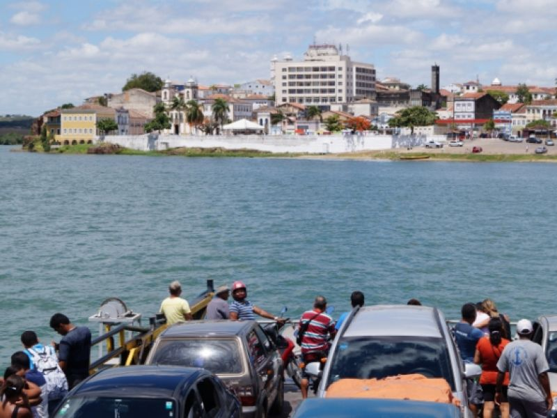 Preço da travessia de balsa entre Penedo-AL e Neópolis-SE sofre reajuste; veja novos valores!