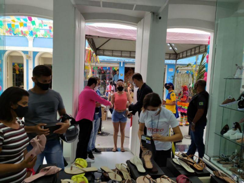 Loja Omara é inaugurada em Penedo com peças das melhores marcas do mercado