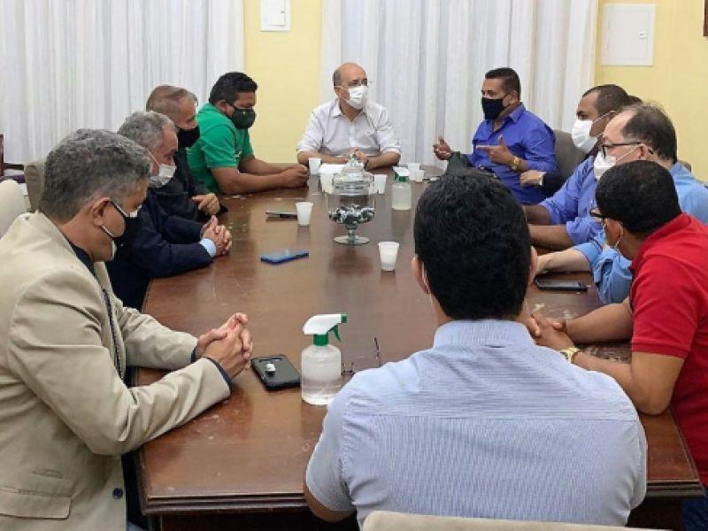 Vereadores Roberto e Marival passam a fazer parte da base de apoio ao prefeito Ronaldo Lopes