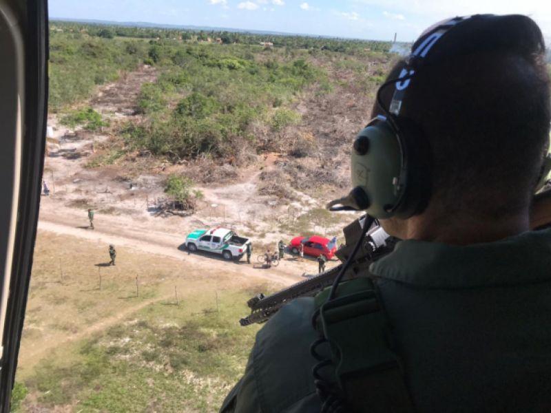IMA lavra auto de R$ 750 mil por desmatamento de 100 hectares em Piaçabuçu