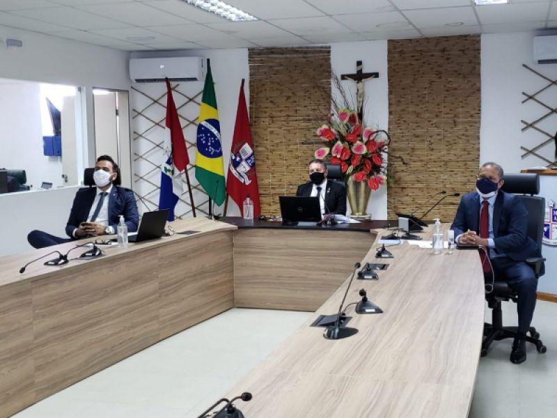 Promotores discutem momento delicado com a suspensão de aulas presenciais em Alagoas