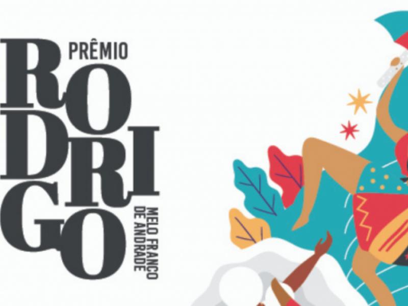 Abertas as inscrições para o Prêmio Rodrigo Melo Franco de Andrade 2021