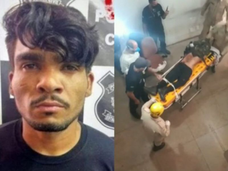 Lázaro Barbosa morre após ser baleado em Goiás