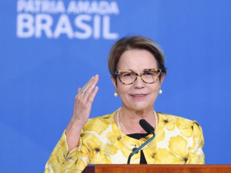 Agro Nacional tem nova temporada na TV Brasil, programa entrevista a ministra da Agricultura, Tereza Cristina