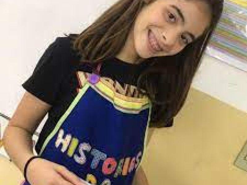 Adolescente ganha prêmio Internacional com projeto voluntário de contação de histórias