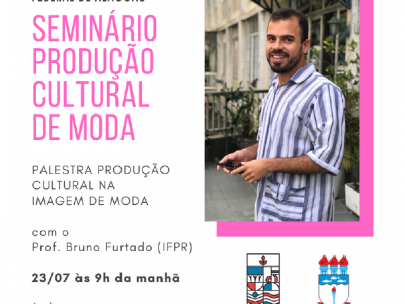 Escola Técnica de Artes promove Seminário de Produção Cultural de Moda
