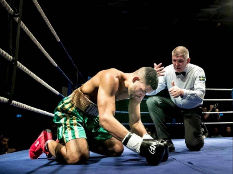 Lutador natural de Penedo disputará título de campeão brasileiro de boxe em São Paulo