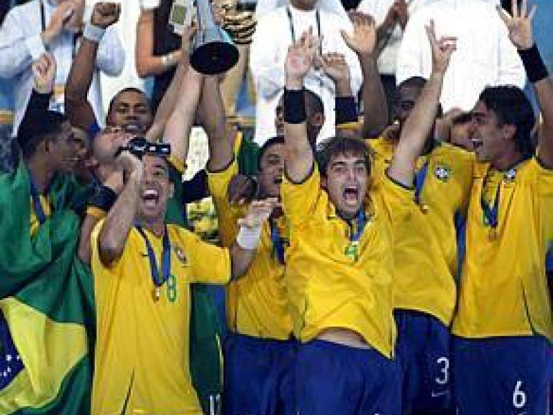 Brasil é tetra no futebol de areia