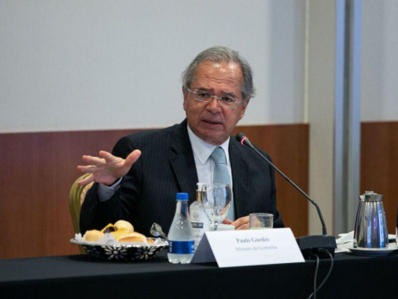 Ministro da Economia volta a defender reforma tributária ampla durante debate