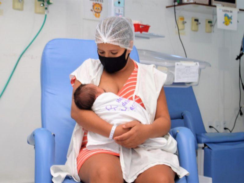 Leitos de rede materna e infantil do estado crescem 14,5% em dois anos e somam quase 700 vagas