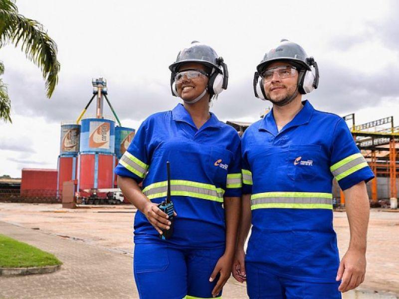 Usina Coruripe oferece 10 vagas de emprego para níveis médio e técnico; veja como concorrer