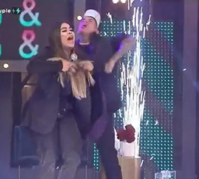 Power Couple: Mari e Matheus vencem a 5ª edição do reality da RecordTV