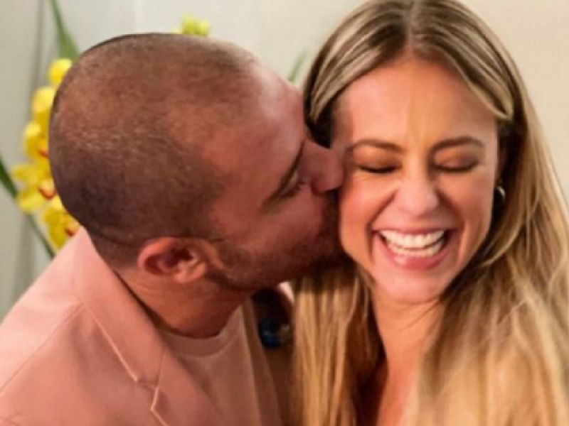 """Paolla Oliveira e Diogo Nogueira assumem relacionamento: """"estamos felizes"""""""