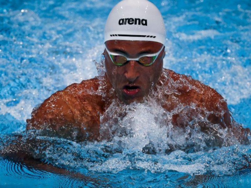 Felipe Lima garante vaga na semifinal dos 100 metros peito em Tóquio