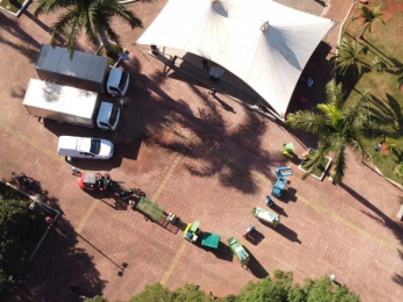 Programa Lixão Zero implementa 1.000 composteiras domésticas em Igarapé-MG