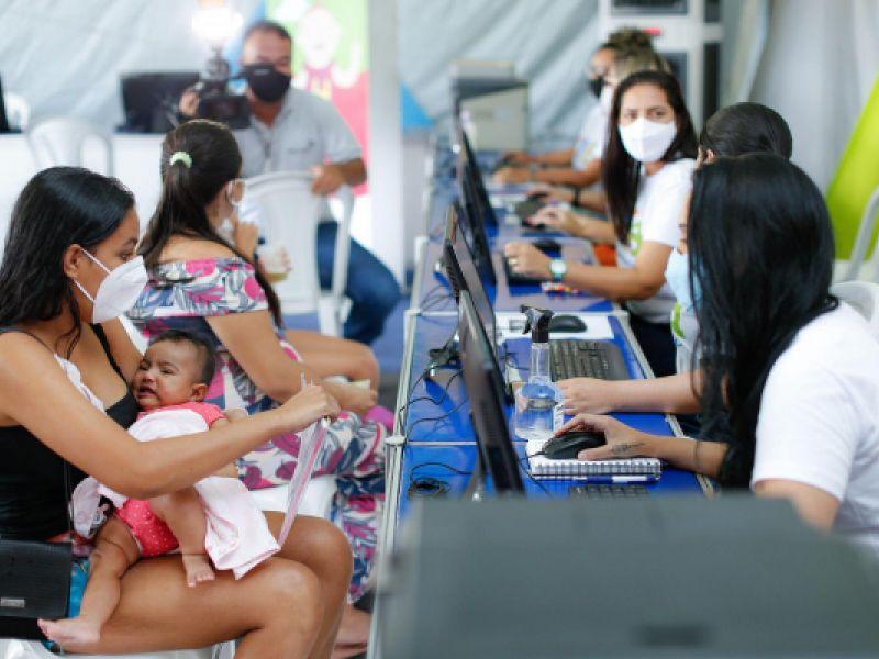 Arena CRIA cadastra beneficiárias em Maceió até 15 de agosto