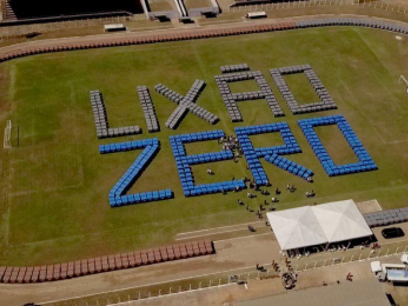 Programa Lixão Zero leva coleta mecanizada a Vilhena, no estado de Rondônia