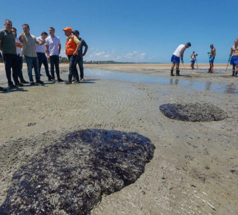 Resultado do monitoramento de óleo no litoral é publicado em periódico internacional