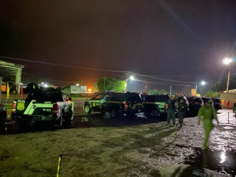 Operação integrada cumpre mandados em Penedo; um morre durante confronto