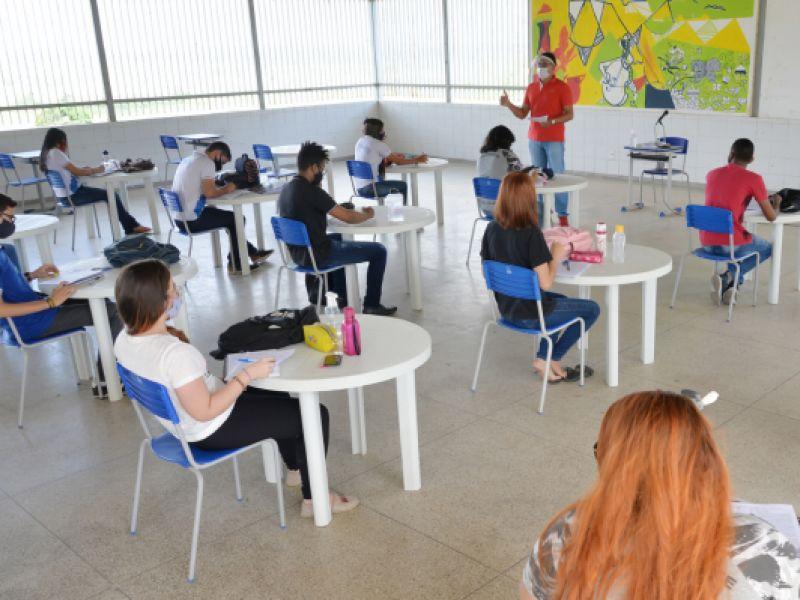 Escolas da rede estadual entram no recesso escolar e retornam dia 17 de agosto presencialmente