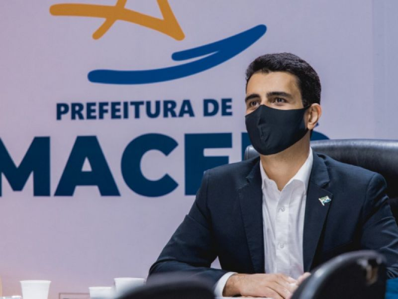 Prefeitura de Maceió antecipa pagamento de comissionados para o dia 5 de cada mês