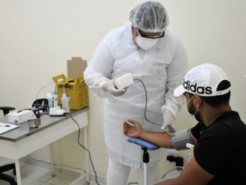 Atendimentos nas unidades sentinela para sintomas de Covid-19 caem em Maceió