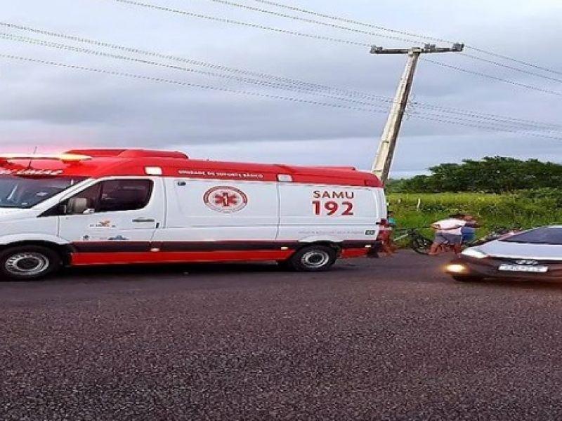 Motorista embriagado atropela e mata duas pessoas na zona rural de São Brás