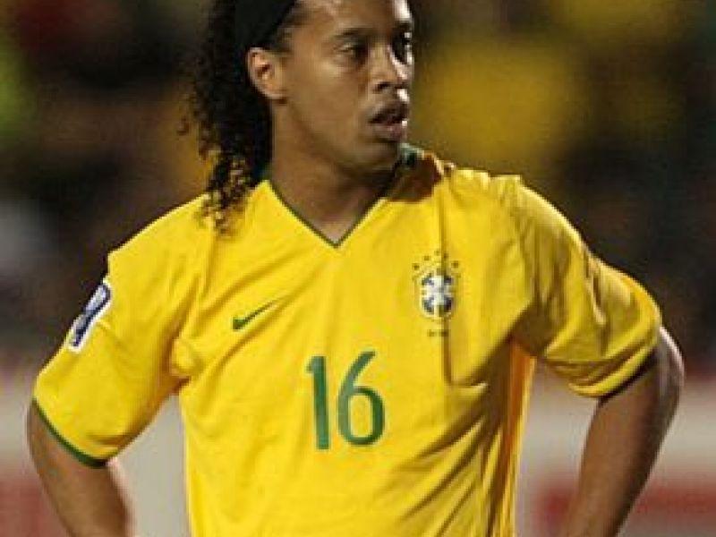 Ronaldinho Gaúcho quer estar na  Copa da África