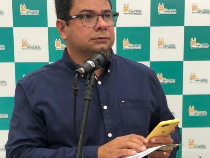 Rafael Medeiros recebe título de cidadão honorário de Igreja Nova nesta quinta, 19