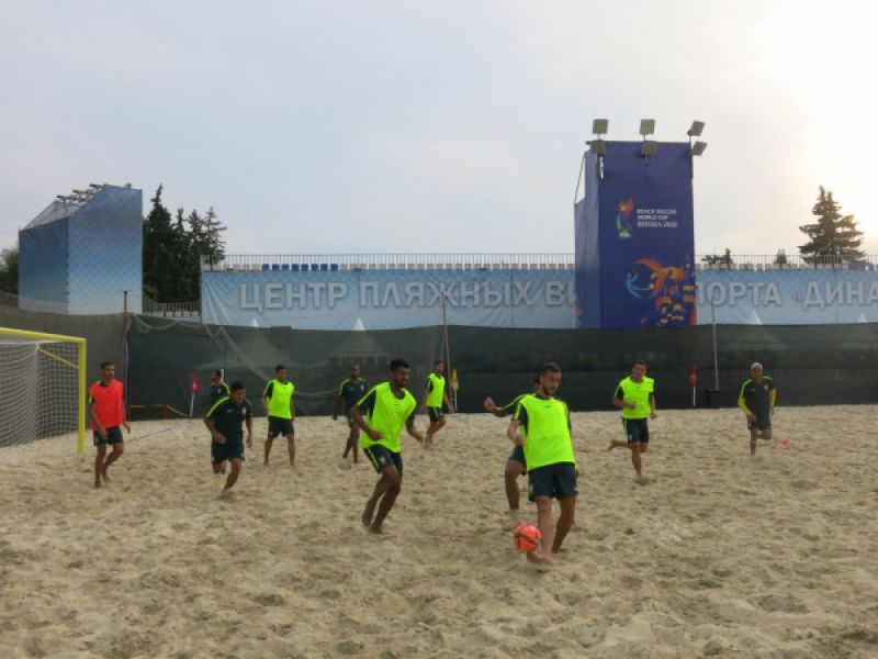 Seleção Brasileira de Beach Soccer estreia na Copa do Mundo nesta sexta-feira