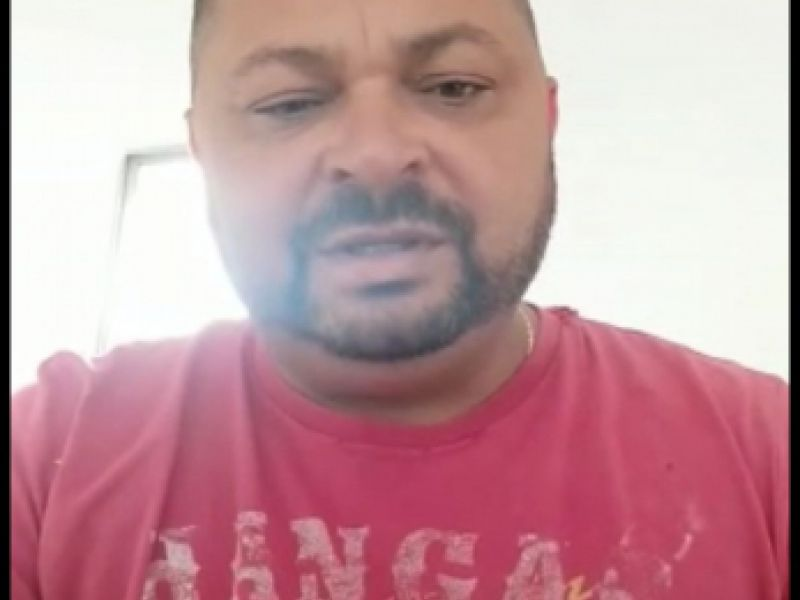 """Acusado de estupro, penedense grava vídeo e se defende: """"Nunca fiz mal a ninguém"""""""
