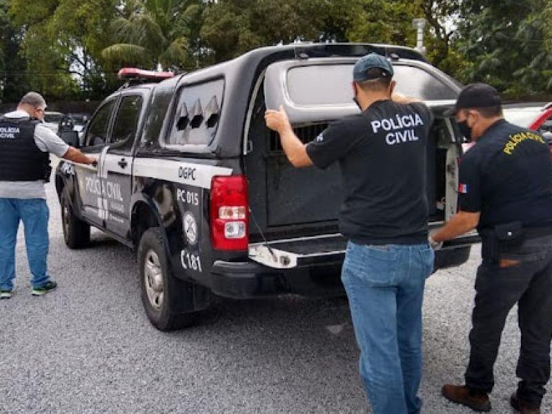 Organização Criminosa é presa ao tentar fraudar Concurso da PC-AL