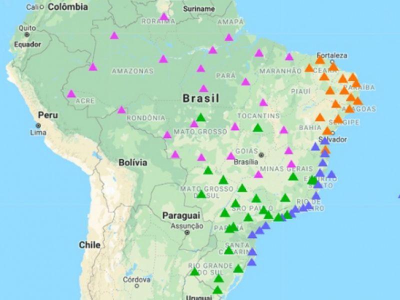 Tremores de terra são registrados em Porto Real do Colégio e São Brás nesta quarta, 1º