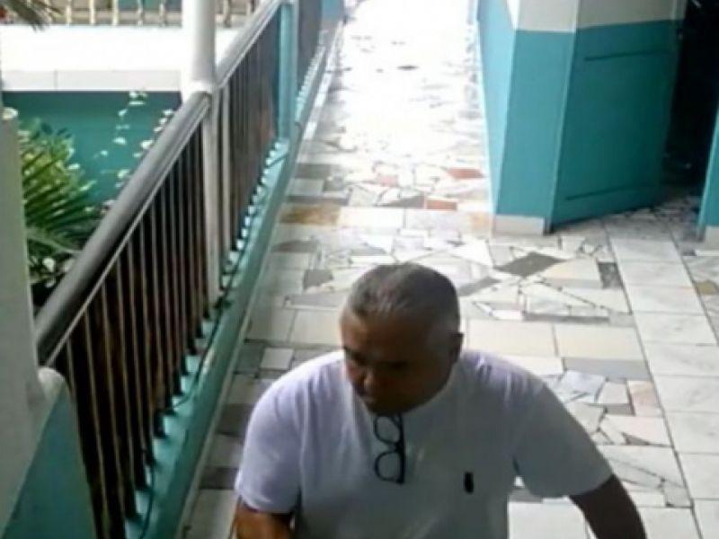 Falso hóspede rouba televisão e celular de recepcionista de pousada de Penedo
