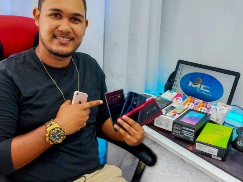 Empreendedorismo Juvenil: Um interesse por tecnologia leva jovem abrir loja de celulares