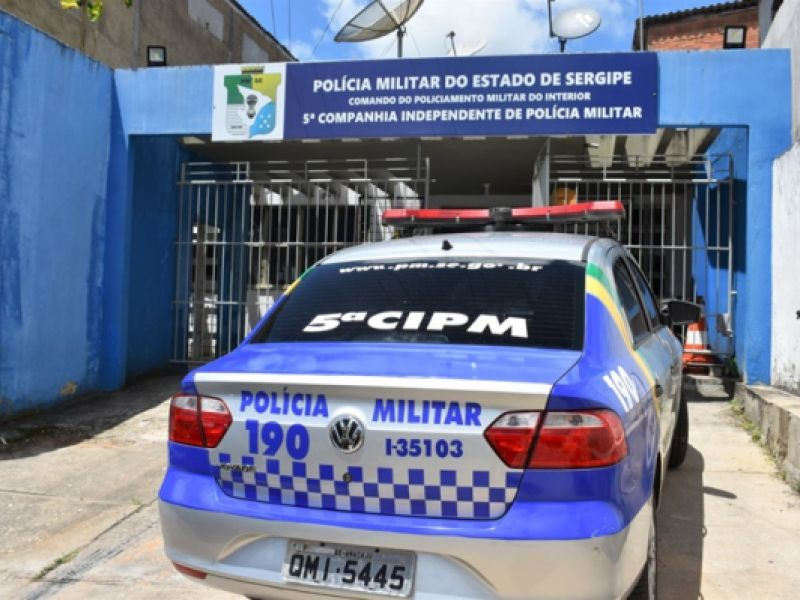Foragido da Justiça é capturado durante abordagem policial de rotina em Neópolis-SE