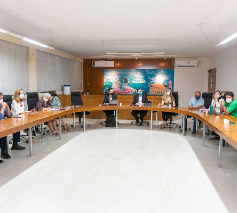 Município de Maceió retoma atividades do Conselho de Proteção ao Meio Ambiente