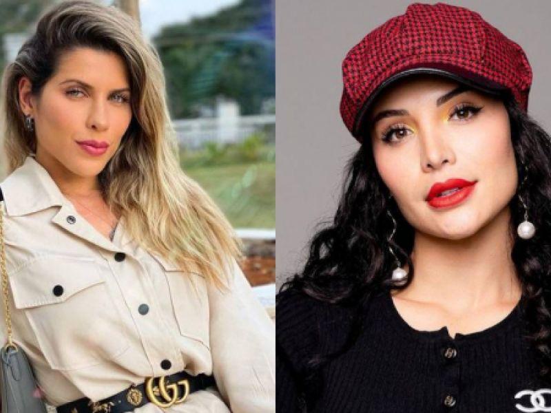 Rivais desde o 'Pânico', Ana Paula Minerato faz campanha para tirar Aline Mineiro de 'A Fazenda 13'