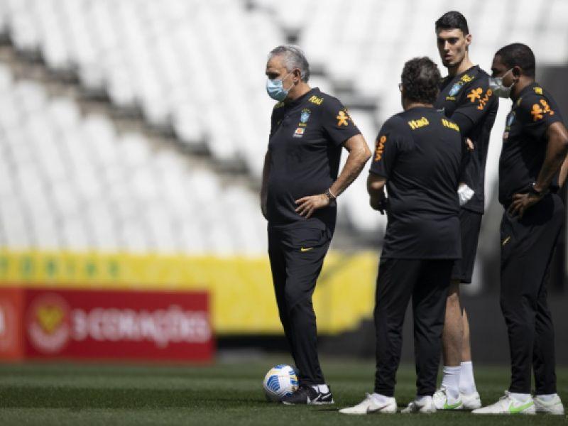 Técnico Tite convocará a Seleção Brasileira para nova rodada tripla no dia 24