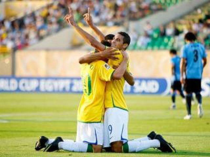 Brasil decide sub-20 diante da forte Gana