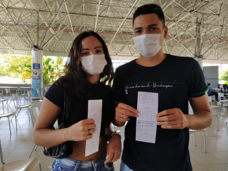Município de Aracaju vacinou mais 2.958 pessoas neste domingo, 19