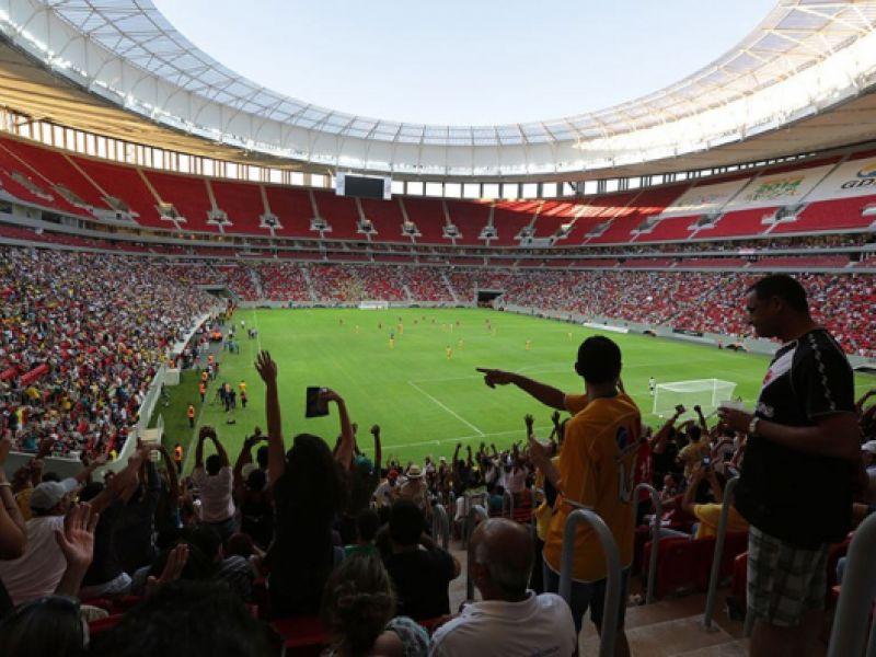 Sancionada lei que garante direito de arena ao clube mandante em transmissões de futebol