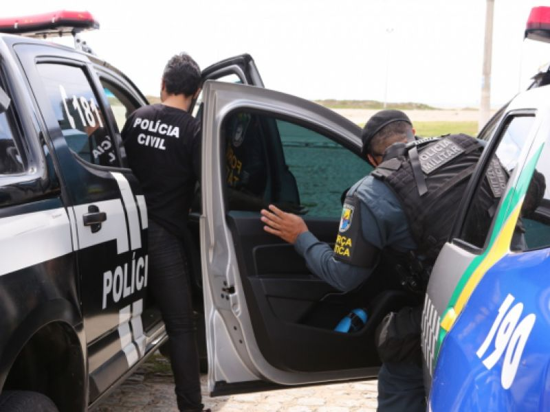 De folga, sargento reconhece e prende acusado de tentar estuprar adolescente em Neópolis-SE